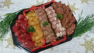 Gourmet Fondue schotel
